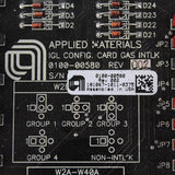 Applied Materials 0100-00580 Semiconductor Board Card - Rockss Automation