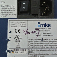 Applied Materials MKS BLUE BOX 4000X AS00348-02 Semiconductor Controller - Rockss Automation