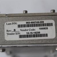 Lam Research 853-800749-009 Controller - Rockss Automation