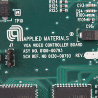 Applied Materials 0100-00793 Semiconductor Board Card - Rockss Automation