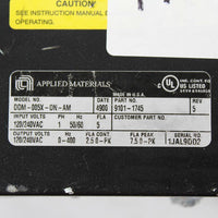 Applied Materials DDM-005X-DN-AM 9101-1745 Drive - Rockss Automation