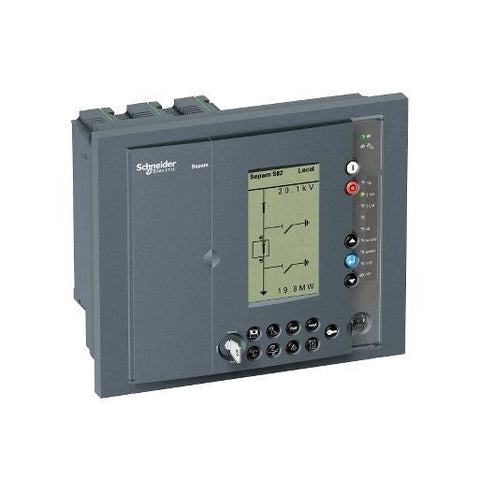 New Original Schneider Sepam series 80 Comprehensive Protection Relay Device Sepam G82 59739 - Rockss Automation