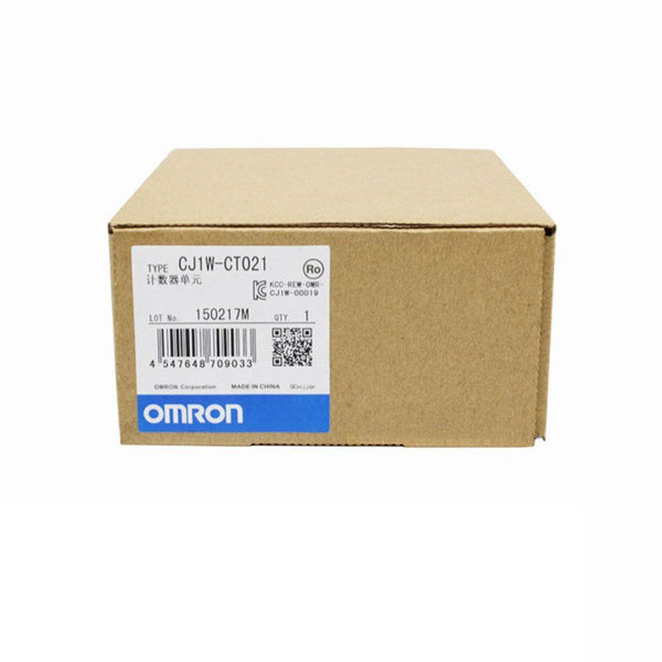 New Original Omron CJ1W-CT021 High Speed Counter Module PLC Module - Rockss Automation