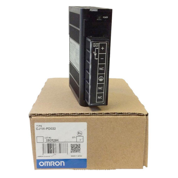 New Original Omron CJ1W-PD022 Power Supply Unit PLC Module Controller - Rockss Automation