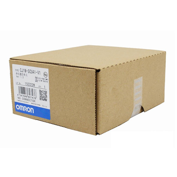 New Original Omron CJ1W-SCU41-V1 PLC Controller Communication Module - Rockss Automation