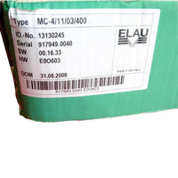 New Original ELAU Electric MC-4/11/03/400 PacDrive Servo Drive VDM01U30AA00 - Rockss Automation