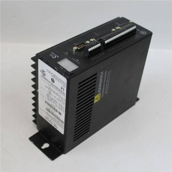 GE FANUC IC800SSI104RS1-DE Serial No. C488409 Servo Motor Controller - Rockss Automation