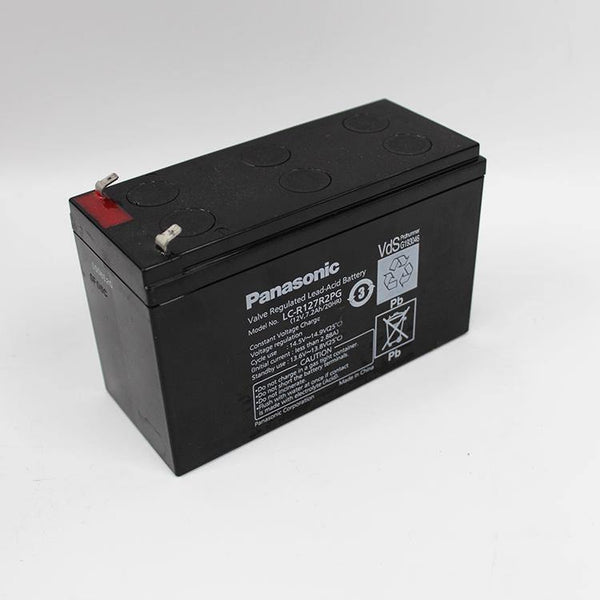 Panasonic LC-R127R2PG 12V 7.2A Battery - Rockss Automation