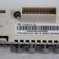 ABB RDCO-01C Fiber Optic Adapter - Rockss Automation
