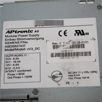 SIEMENS A5E00827437 A5E00827437-E DC24V 8A Power Supply - Rockss Automation
