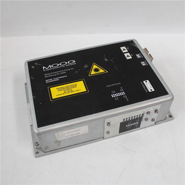 MOOG 6524653400 ROTOR ELECTRONICS Laser Box(For Philips CT) - Rockss Automation