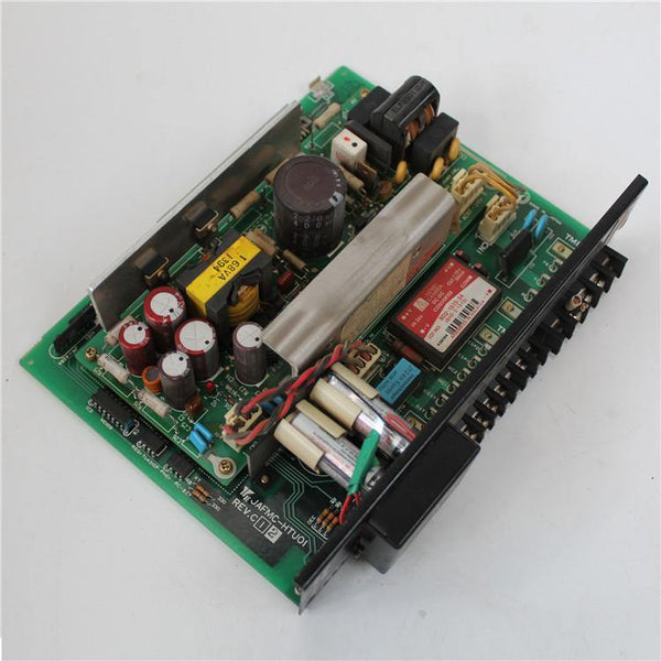 YASKAWA JAFMC-HTU01 REV.C RUF201-4X1-1-7 PC Board JAFMC-C031 Power Supply - Rockss Automation