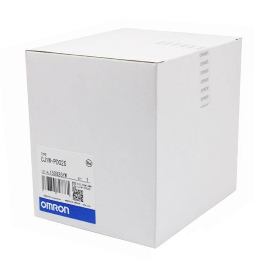 New Original Omron CJ1W-PD025 Power Supply Unit PLC Module Controller - Rockss Automation