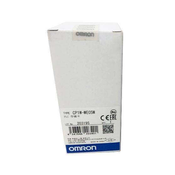 New Original Omron CP1W-ME05M PLC Memory Card - Rockss Automation