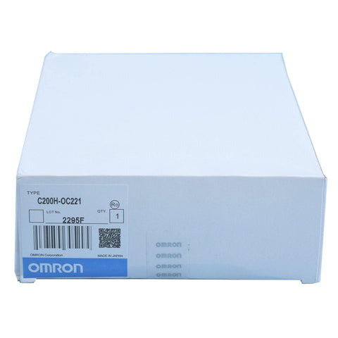 New Original Omron C200H-OC221 Relay Output Unit PLC Module - Rockss Automation