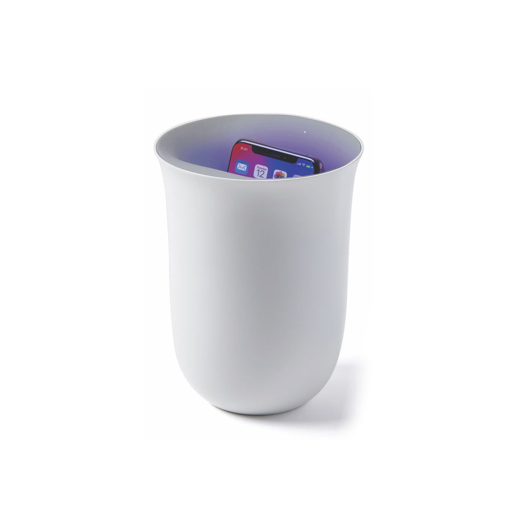 Lexon Oblio Wireless Charing Station with UV Sanitizer