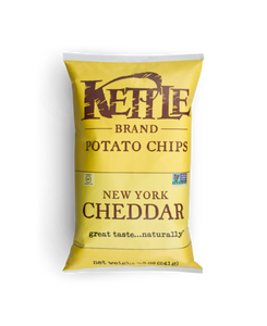 Cheddar Kettle Chips