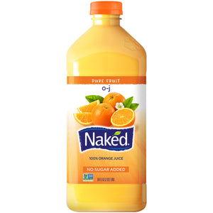 Naked Juice - Orange