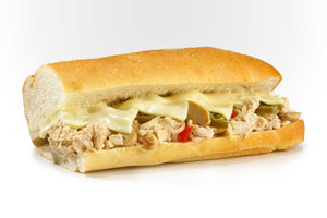 Big Kahuna Chicken Cheesesteak
