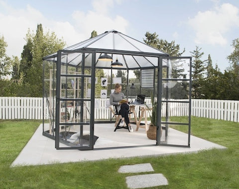 Oasis Hex Greenhouse