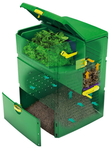 multi-stage composter