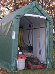 small storage shed