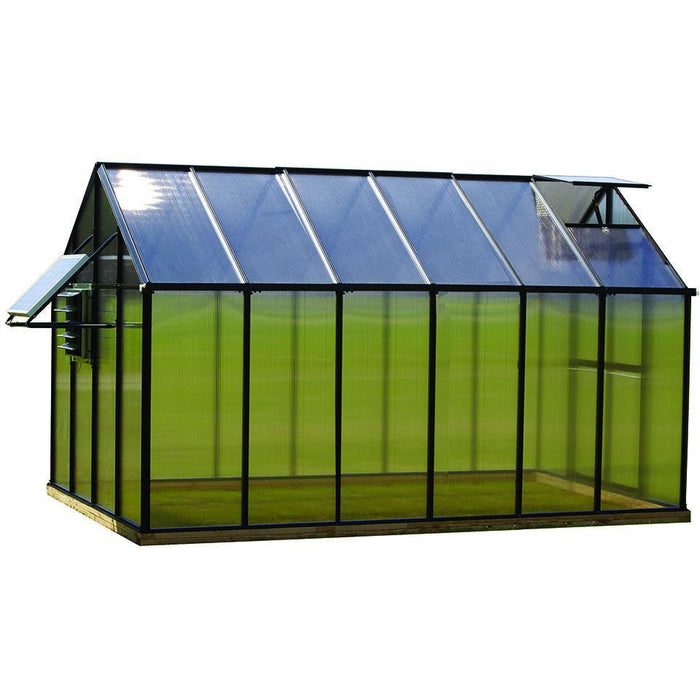 Riverstone Monticello Greenhouse 8×12 – Mojave Package - SproutRite
