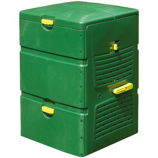 Aeroplus 6000 3-Stage Compost Bin - SproutRite