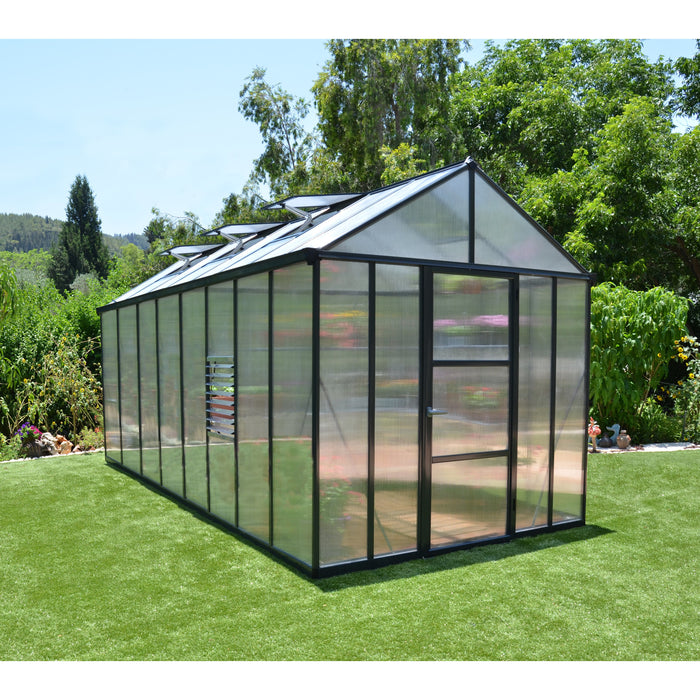 Palram Glory Greenhouse 8'x16' HG5616 - SproutRite