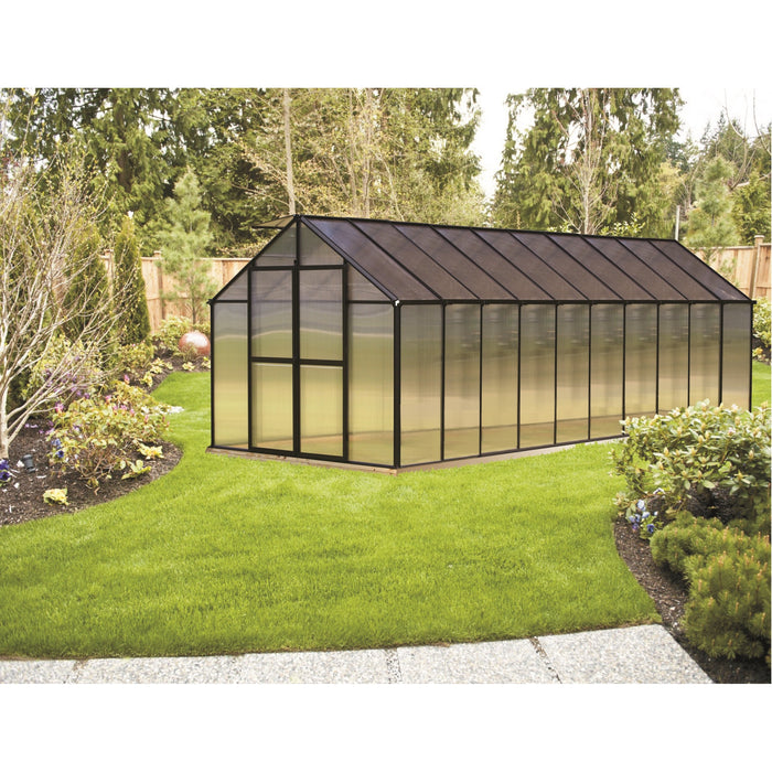 Riverstone Monticello Greenhouse 8×20 – Premium Package - SproutRite