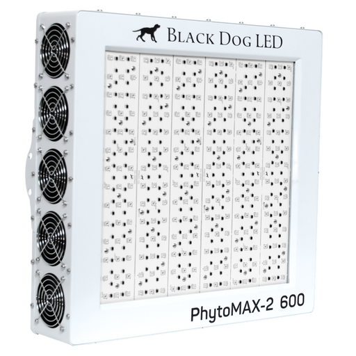 Black Dog LED PhytoMAX-2 600 Grow Lights PM2-600 - SproutRite