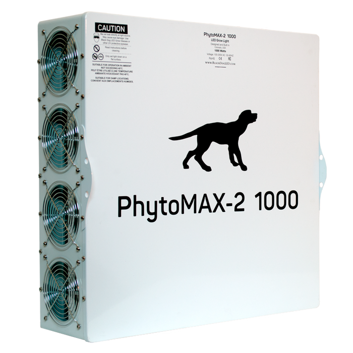 Black Dog LED PhytoMAX-2 1000 Grow Lights PM2-1000 - SproutRite