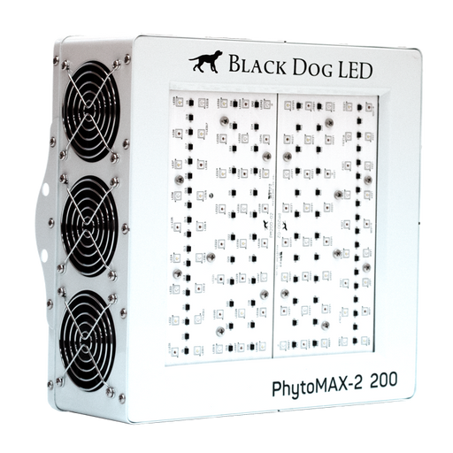 Black Dog LED PhytoMAX-2 200 Grow Lights PM2-200 - SproutRite