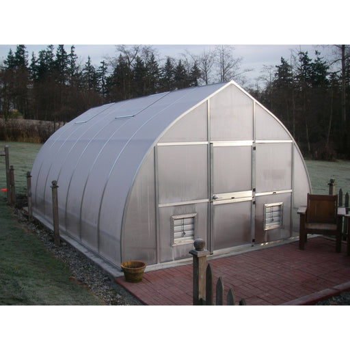 Riga XL 7 Professional Greenhouse 14' x 23' - SproutRite