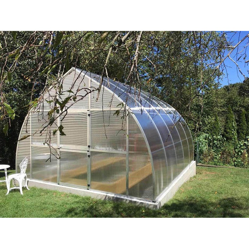 Riga XL 5 Professional Greenhouse 14' x 16' - SproutRite