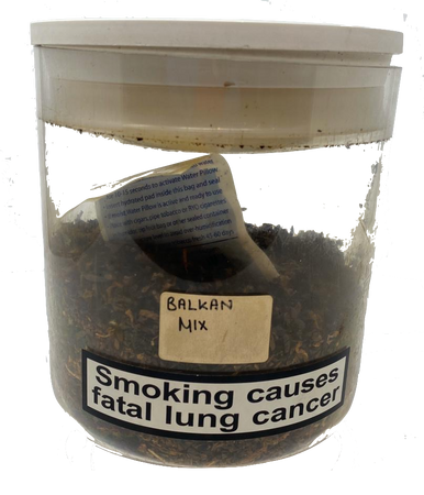 Balkan Mix Pipe Tobacco
