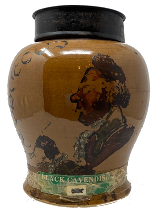 Black Cavendish Pipe Tobacco