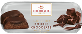 NIEDEREGGER DOUBLE CHOCOLATE FILLED MARZIPAN BREAD 75G