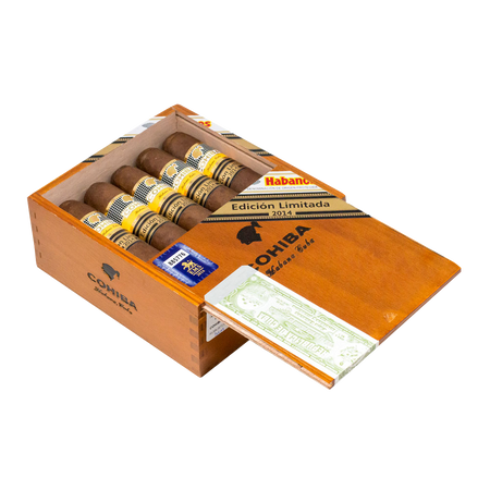 Cohiba Robusto Supremos Limited Edition 2014 - EMS