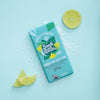 SEED & BEAN - CORNISH SEA SALT & LIME MILK CHOCOLATE 85G BAR