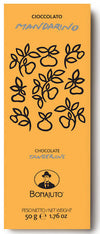 Bonajuto Chocolate with tangerine peel Bar 50g (65%)