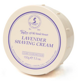 Taylor of Old Bond Street Lavender Shaving Cream Bowl 150g
