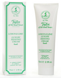 Taylor of Old Bond Street Lemon and Lime Street Shaving Cream Tube 75ml