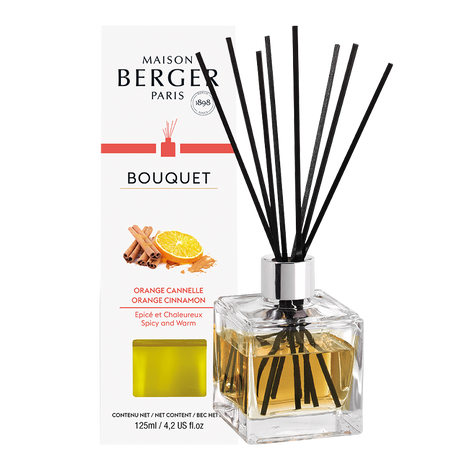 Maison Berger Paris Orange Cinnamon Scented Bouquet 125ml