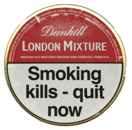 Dunhill London Mixture 50g Tin