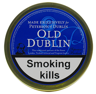 Peterson Old Dublin Pipe Tobacco 50g Tin