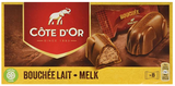Cote d'Or Milk Bouchees 8 x 25gms
