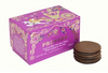 Prestat Dark & Milk Chocolate Caramel & Sea Salt Thins 200g