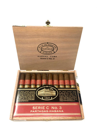 Partagas Serie C No.3 Limited Edition 2012
