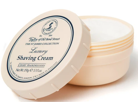 Taylor of Old Bond Street St James Shaving Cream Bowl 150g